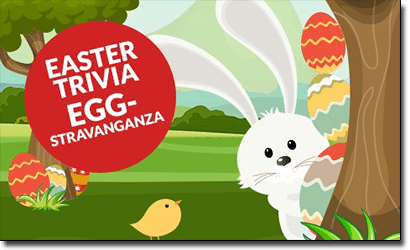 Join Guts.com's 2016 Easter Egg trivia promotion