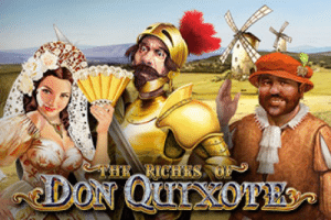 The Riches of Don Quixote pokies