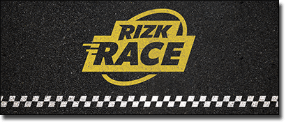 Rizk Casino Race promotion