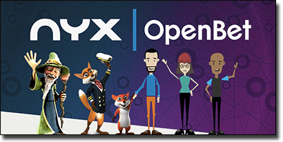 NYX Gaming Group acquires OpenBet