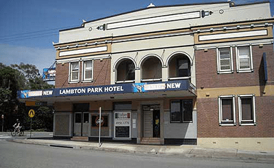 Lambton Park Hotel in Newcastle, NSW
