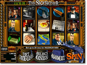The Slotfather real money pokies game online