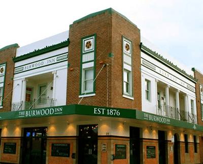 The Burwood Inn in Newcastle, NSW