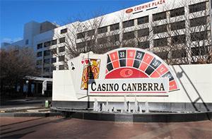 Canberra Casino gambling