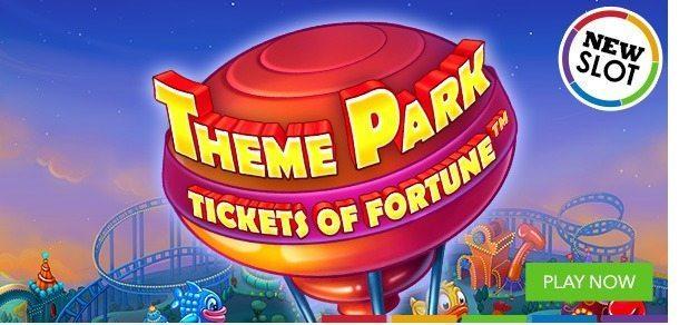 Theme park pokie Australia