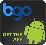 BGO mobile casino for Android OS devices