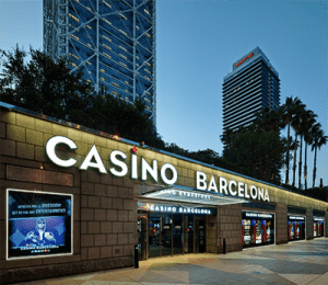 Casino Barcelona, Spain