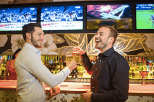 Sports Bar at Casino Malta