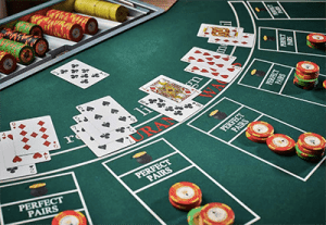 blackjack at crown casino