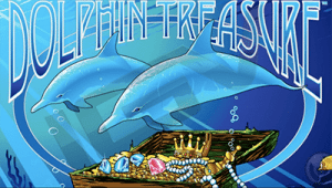 crown poker machine dolphin treasure