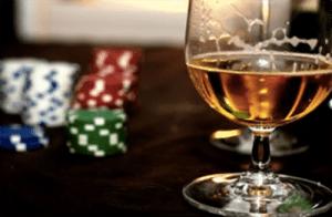 beer and gambling