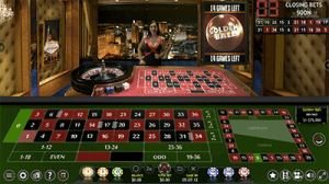 golden ball roulette extreme gaming