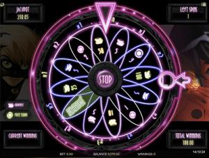 bonus wheel of isoftbets super lady luck