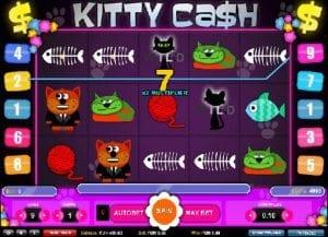 Kitty Cash weird online pokies