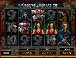 format of 243 ways to win immortal romance
