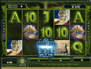free spins on thunderstruck ii