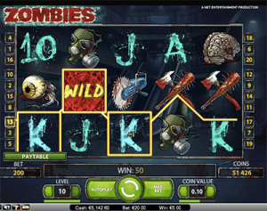 Zombies base game