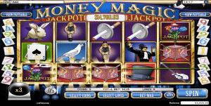 graphics of rivals money magic