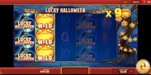 mini features on lucky halloween