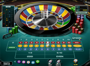 Spingo online bingo and roulette hybrid by Microgaming