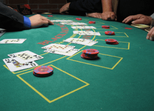 Chips at land-based casinos