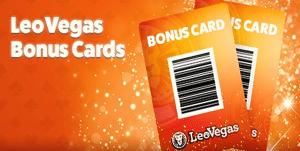twitter card for leo vegas promo