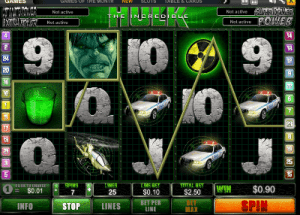 graphics of the incredible hulk
