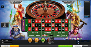 roulette by playtech
