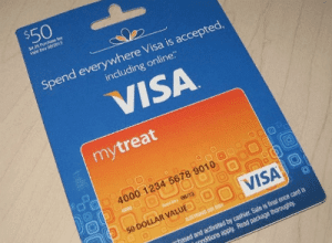 visa prepaid options
