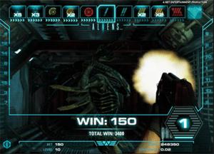 NetEnt's Aliens online pokies
