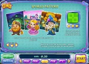 Gemix online slots by Play'n Go