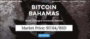 Bitcoin in the Bahamas