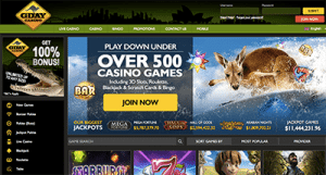 Gday casino for Bahamian players