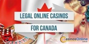 Online gambling laws Canada