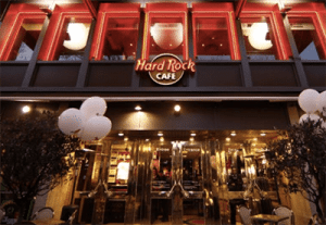 Hard Rock Cafe a contender for IR license