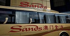 Sands after Japan casino license