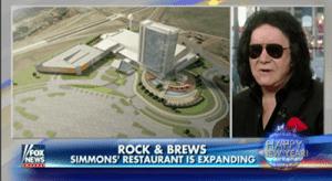 KISS restaurant casino