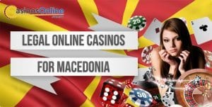 Online gambling laws in Macedonia