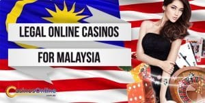 Online gambling laws in Maylasia