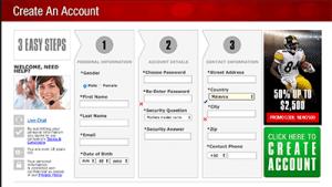 BetOnline Malaysian online casinos