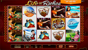 Microgaming Life of the Riches