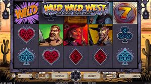 Wild West NetEnt