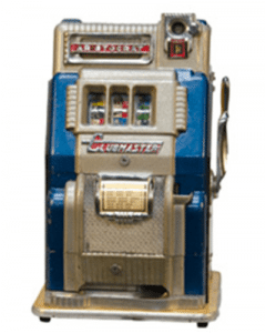 First poker machine in Australia