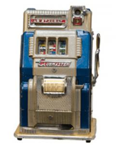 First poker machine in Australia