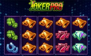 Joker Pro online slots by NetEnt