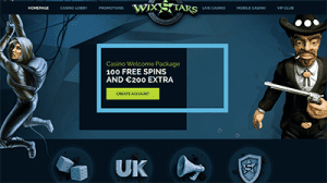 Promotions at Wixstars