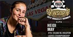 WSOP May Aussie wins