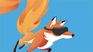Firefox upgrade supports VR