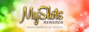 MySlots loyalty rewards program at Slots.lv