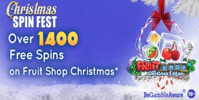 PowerSpins Xmas Spin Fest